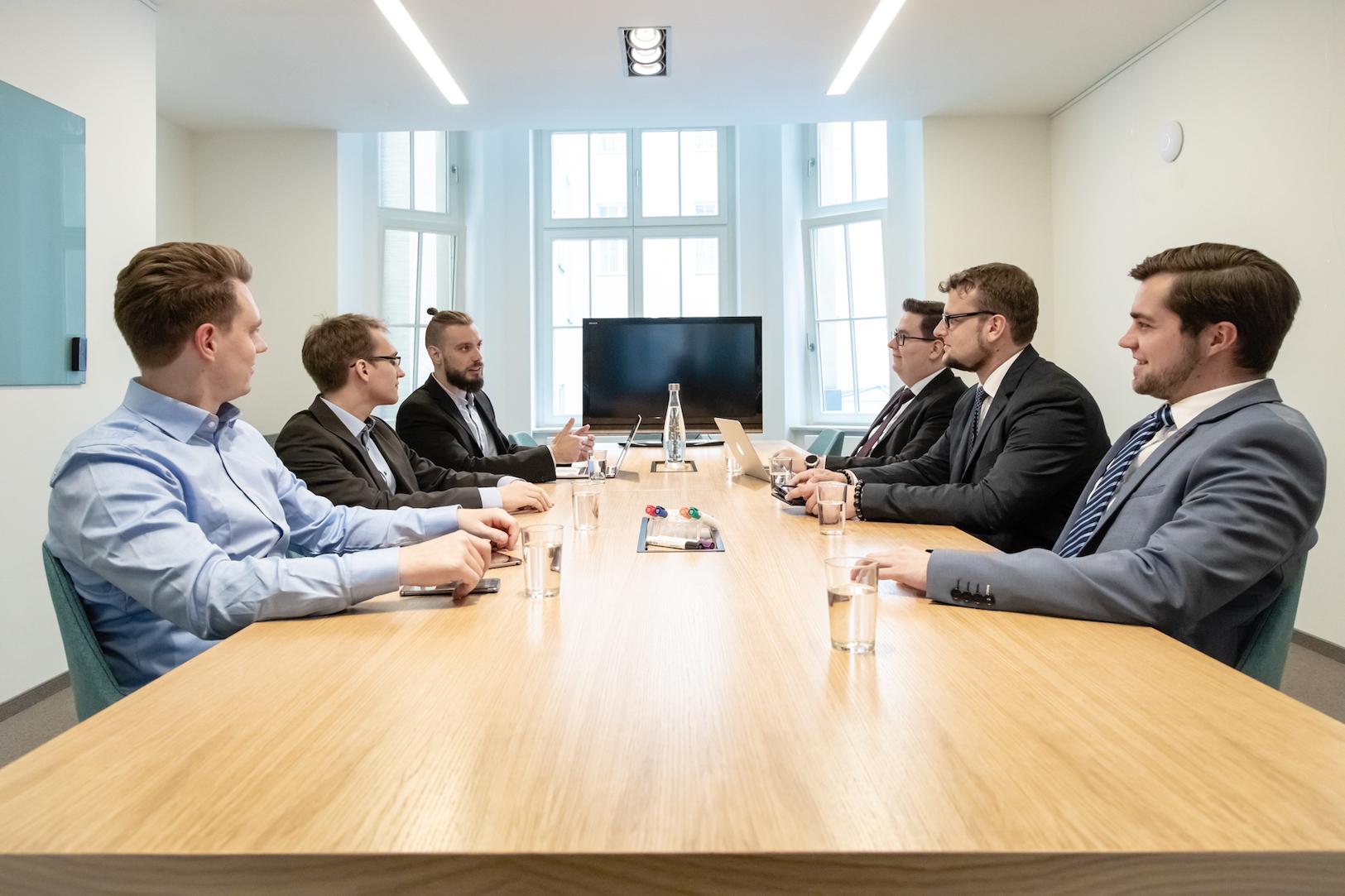Coworking Meeting Leipzig